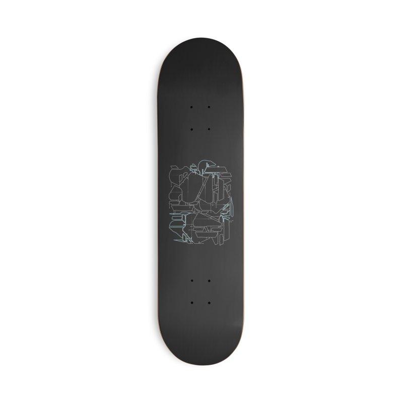 Design 08 Accessories Skateboard by KAUFYSHOP