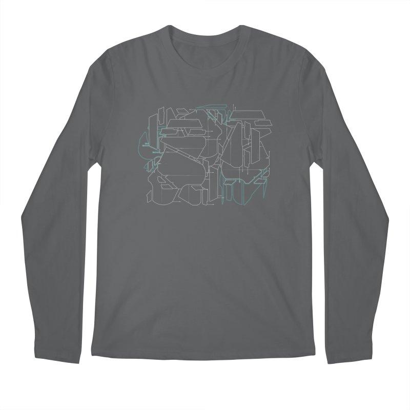 Design 08 Men's Longsleeve T-Shirt by KAUFYSHOP