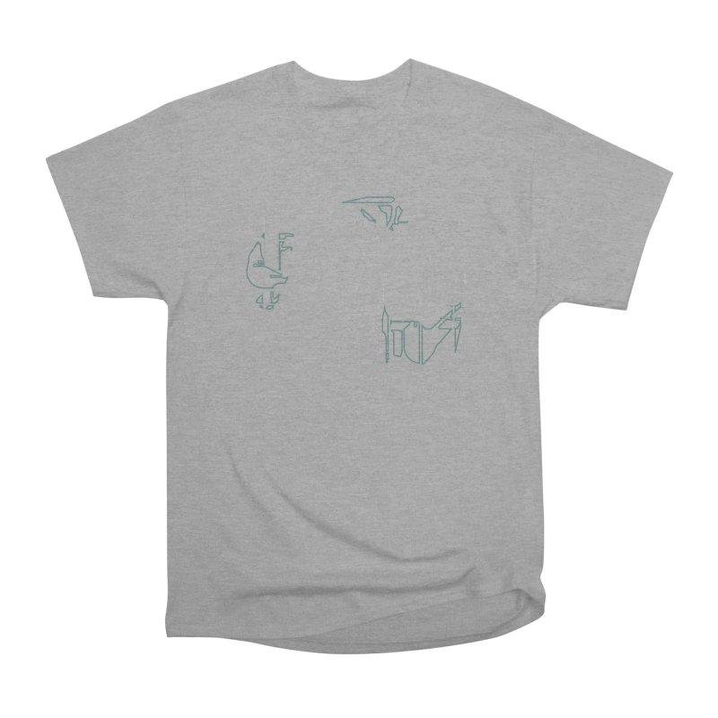 Design 08 Men's Heavyweight T-Shirt by KAUFYSHOP