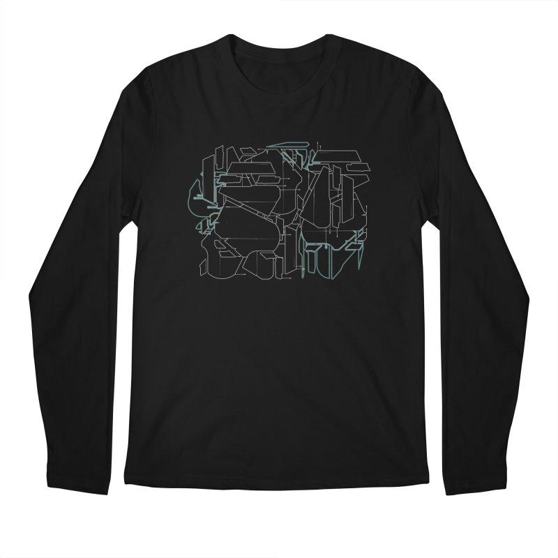 Design 08 Men's Regular Longsleeve T-Shirt by KAUFYSHOP