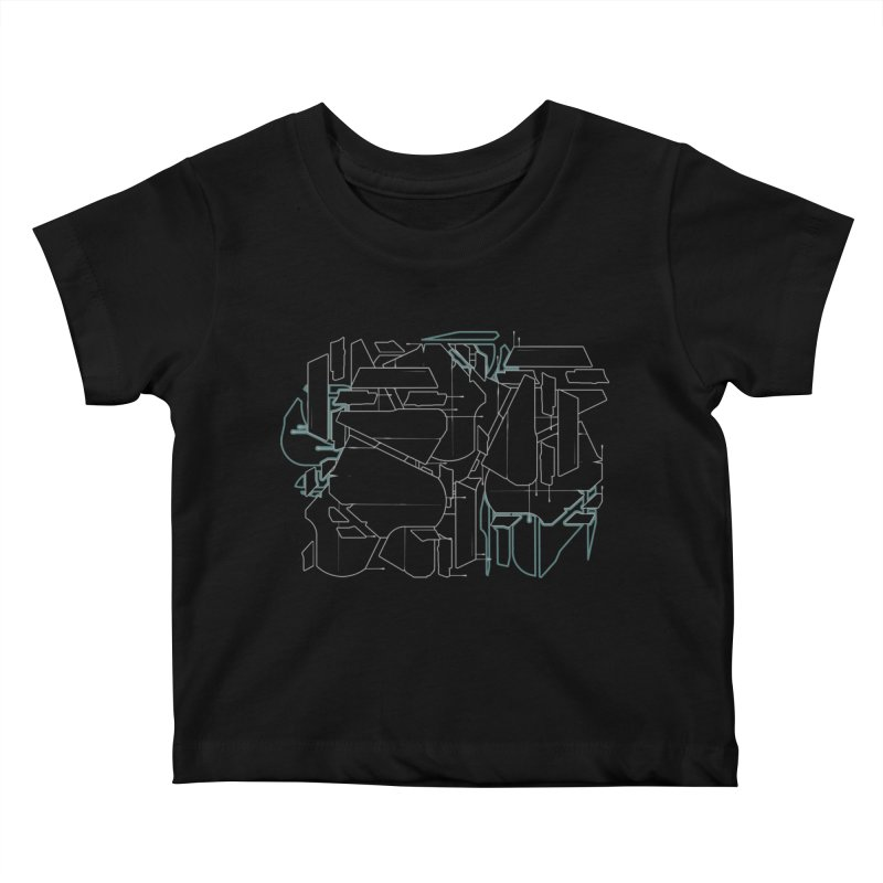 Design 08 Kids Baby T-Shirt by KAUFYSHOP