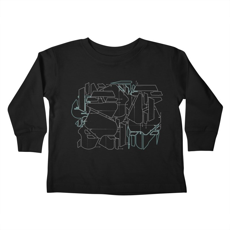 Design 08 Kids Toddler Longsleeve T-Shirt by KAUFYSHOP