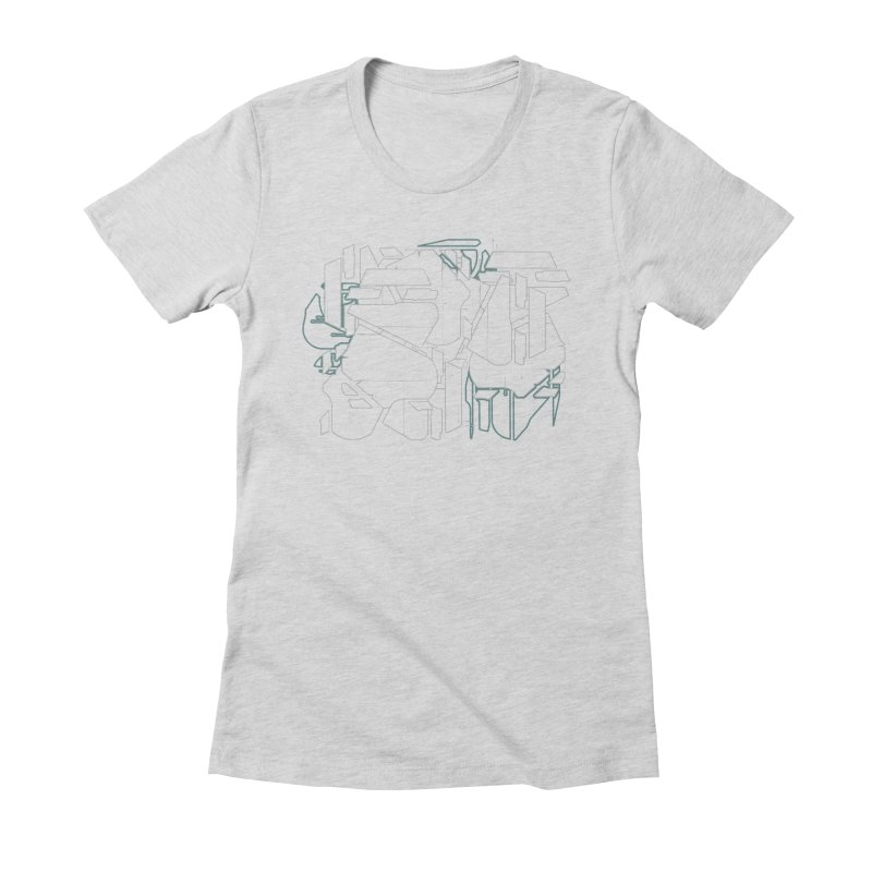 Design 08 Women's T-Shirt by KAUFYSHOP