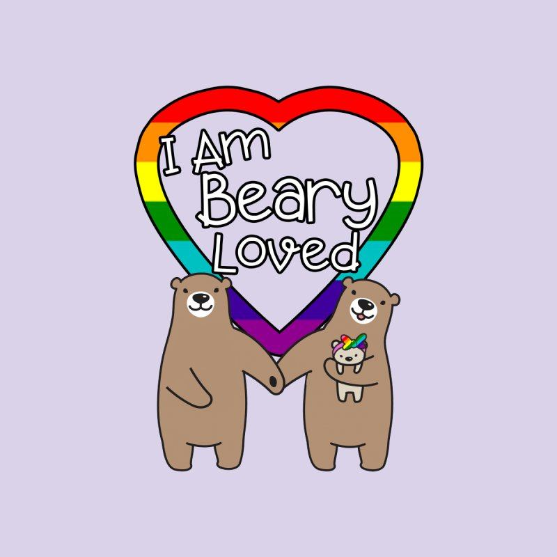 I am Beary Loved LGBTQ Inclusive Family - Hairbow Women's Tank by Visit kawaeetee.com for more!