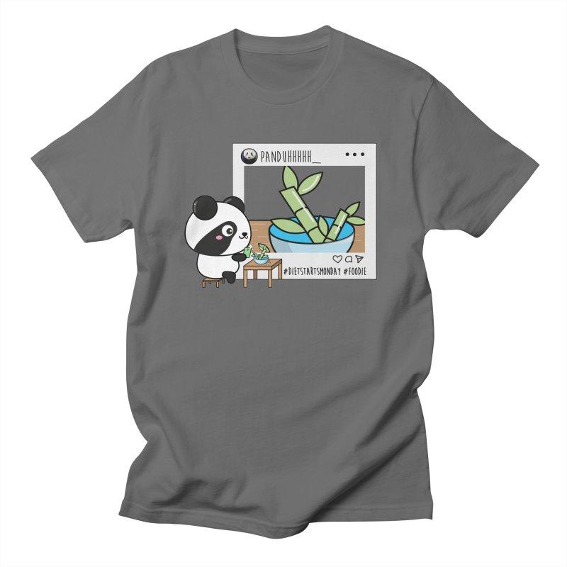 Social Animals - Giant Panda Men's T-Shirt by Visit kawaeetee.com for more!