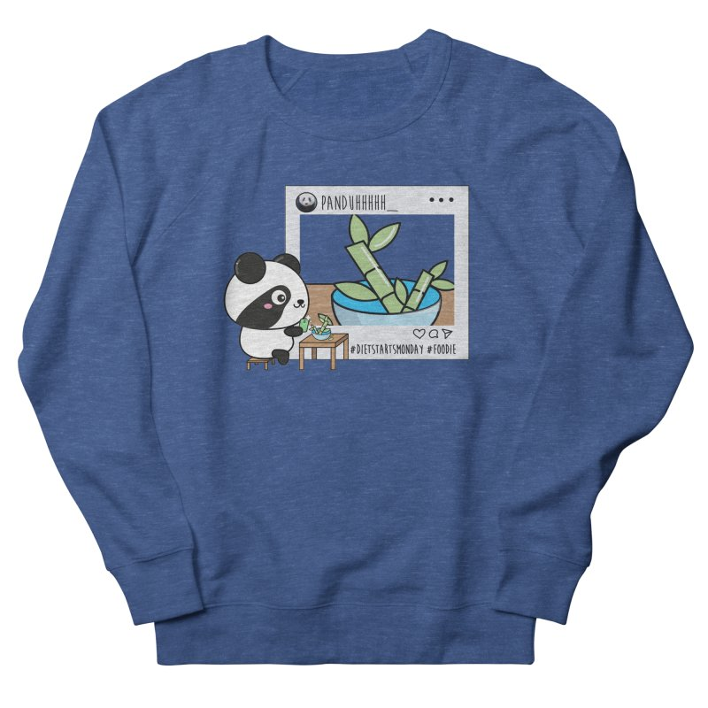 Social Animals - Giant Panda Men's Sweatshirt by Visit kawaeetee.com for more!
