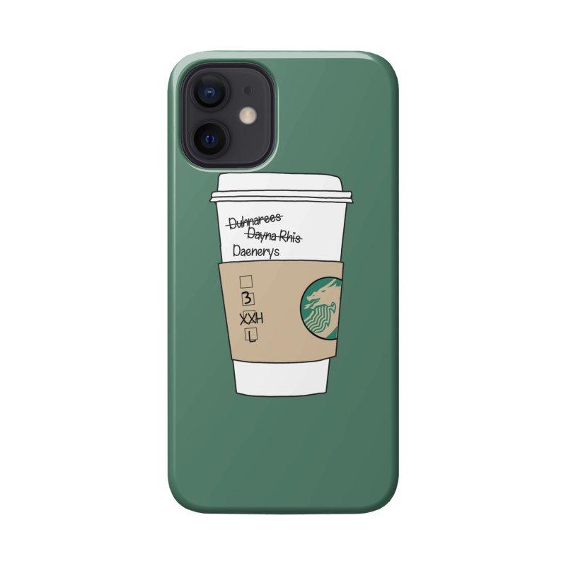 Daenerys Targaryen Starbucks Game of Thrones Accessories Phone Case by Visit kawaeetee.com for more!