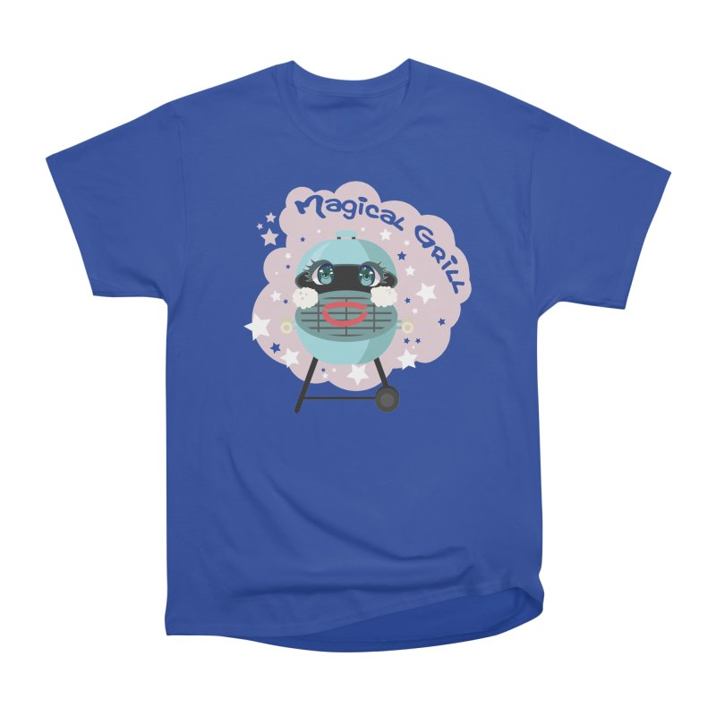 Magical Grill Women's T-Shirt by Visit kawaeetee.com for more!