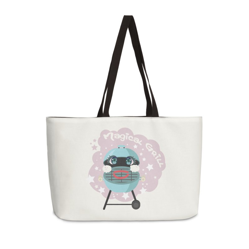 Magical Grill Accessories Bag by Visit kawaeetee.com for more!