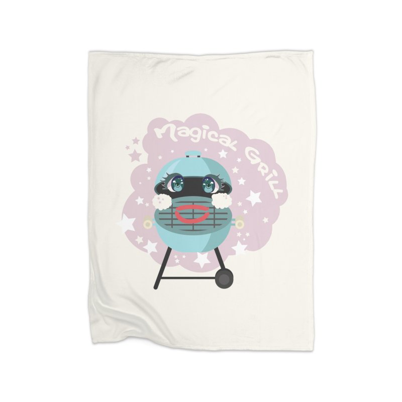 Magical Grill Home Blanket by Visit kawaeetee.com for more!