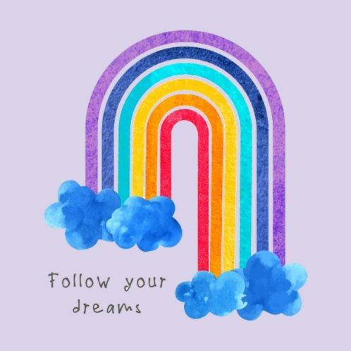 Design for Follow your dreams