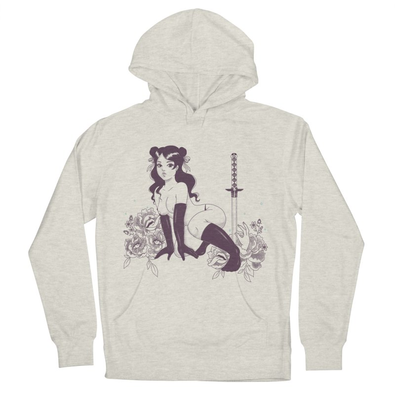 What's a girl Men's Pullover Hoody by Kawaii Suga
