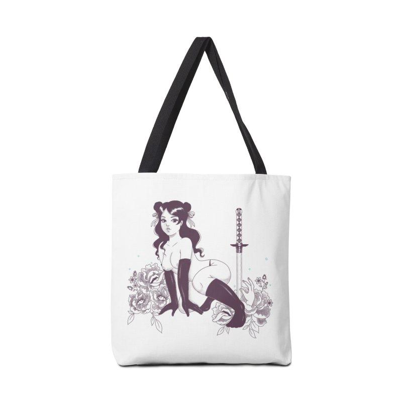 What's a girl Accessories Tote Bag Bag by Kawaii Suga