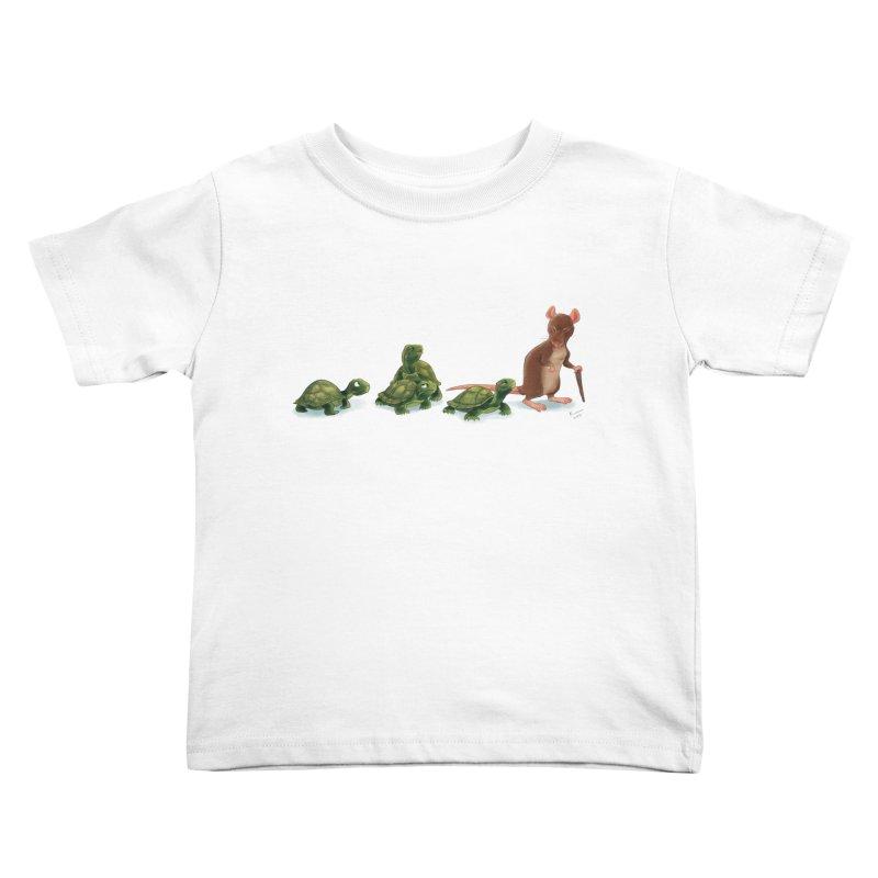 Awkward Family Kids Toddler T-Shirt by kayjkay's Artist Shop