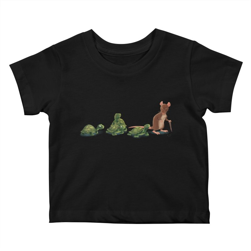 Awkward Family Kids Baby T-Shirt by kayjkay's Artist Shop