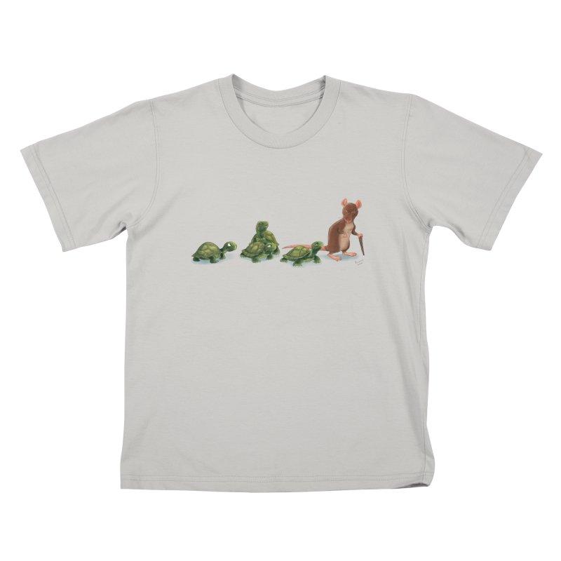Awkward Family Kids T-Shirt by kayjkay's Artist Shop