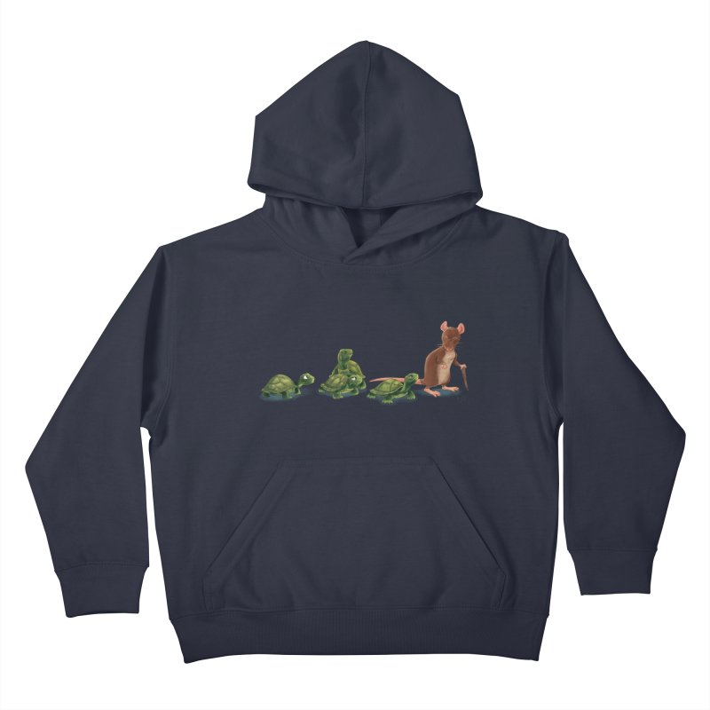 Awkward Family Kids Pullover Hoody by kayjkay's Artist Shop