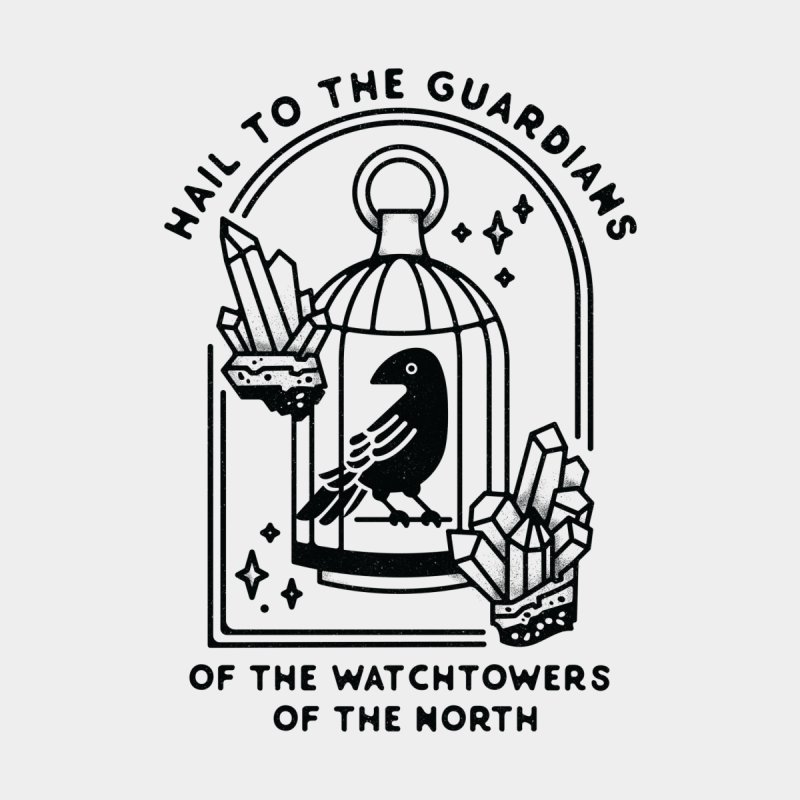 Guardians of the North Women's Sweatshirt by Kaylee Pinecone's Artist Shop