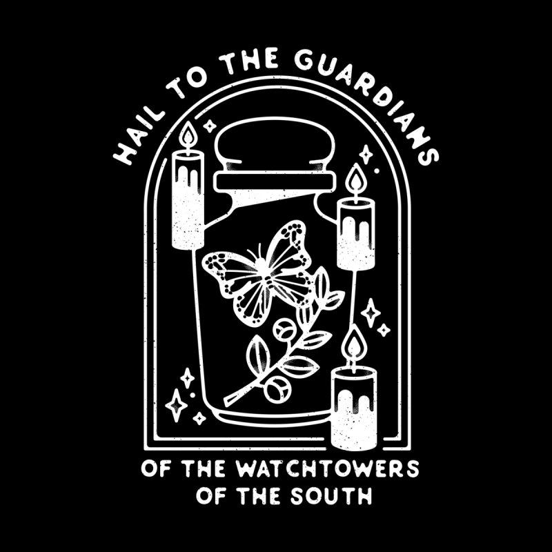 Guardians of the South Men's T-Shirt by Kaylee Pinecone's Artist Shop