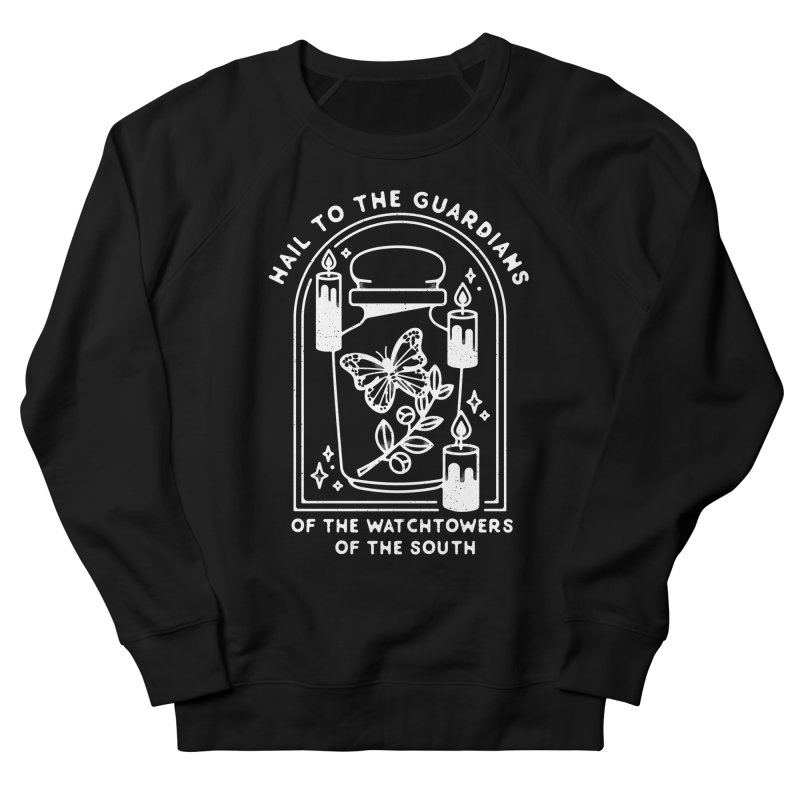 Guardians of the South Women's French Terry Sweatshirt by Kaylee Pinecone's Artist Shop