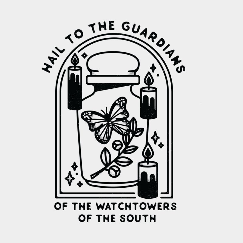Guardians of the South by Kaylee Pinecone's Artist Shop