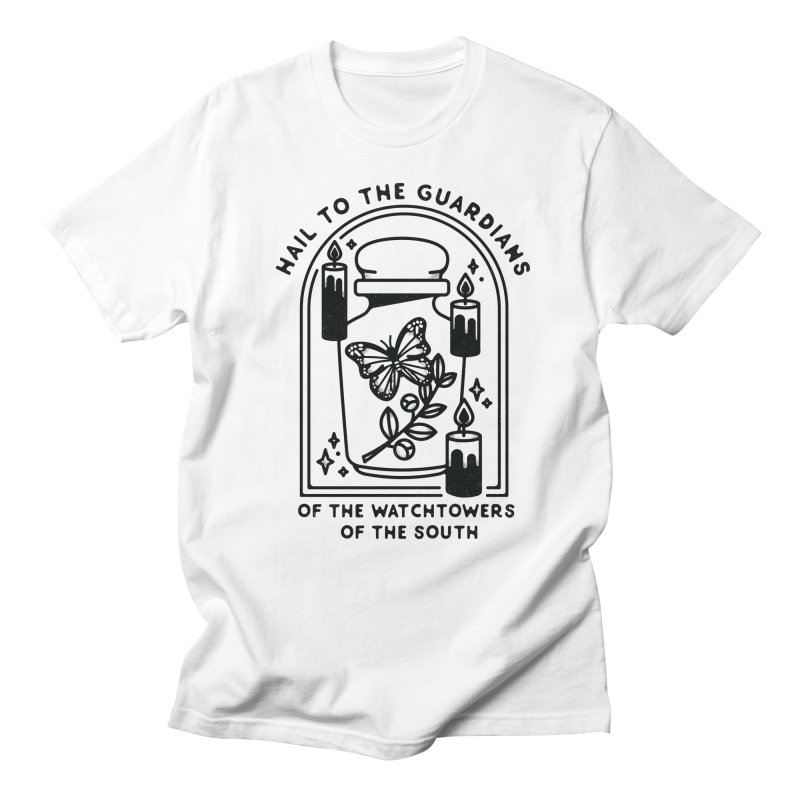 Guardians of the South Men's Regular T-Shirt by Kaylee Pinecone's Artist Shop