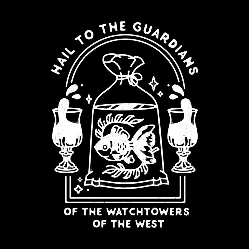 Guardians of the West by Kaylee Pinecone's Artist Shop