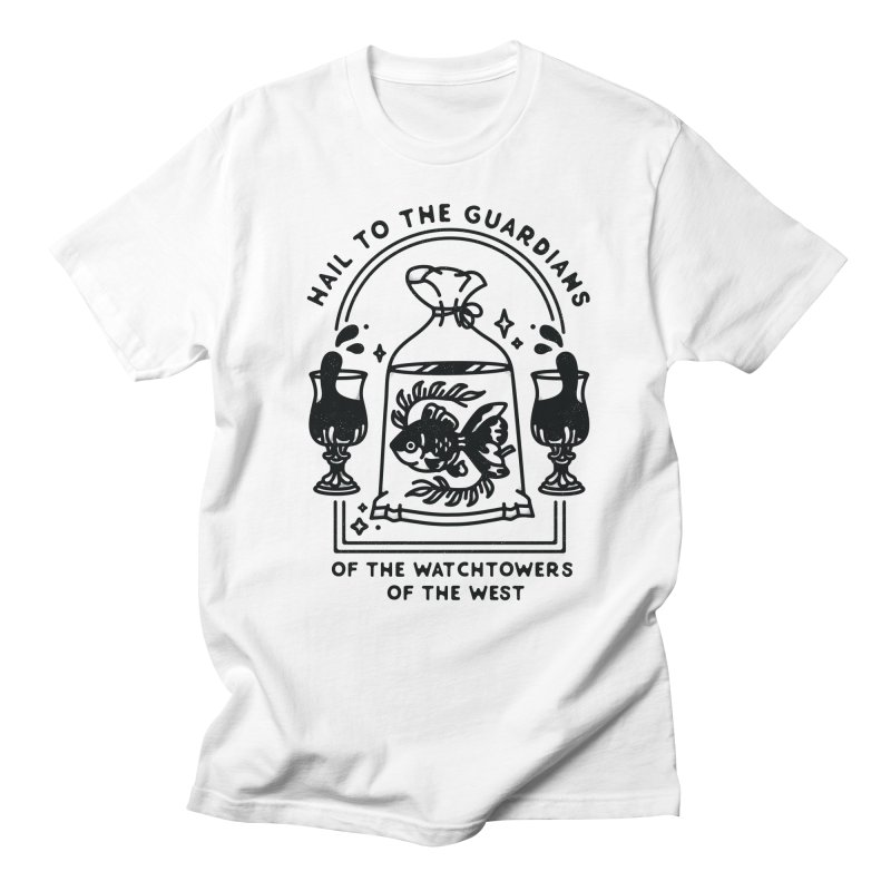 Guardians of the West Women's Regular Unisex T-Shirt by Kaylee Pinecone's Artist Shop