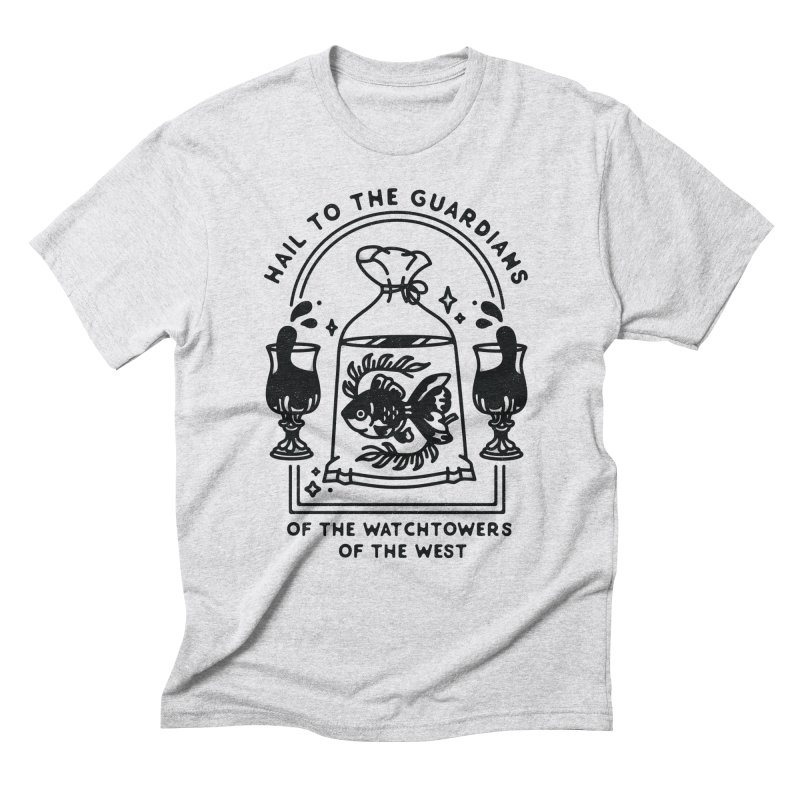 Guardians of the West Men's Triblend T-Shirt by Kaylee Pinecone's Artist Shop