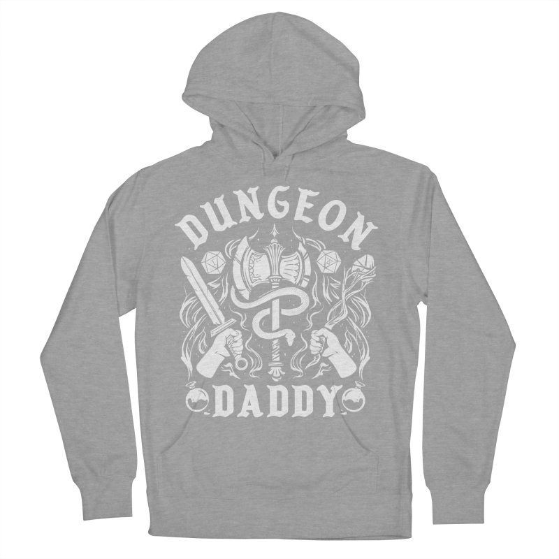 Dungeon Daddy Women's French Terry Pullover Hoody by Kaylee Pinecone's Artist Shop