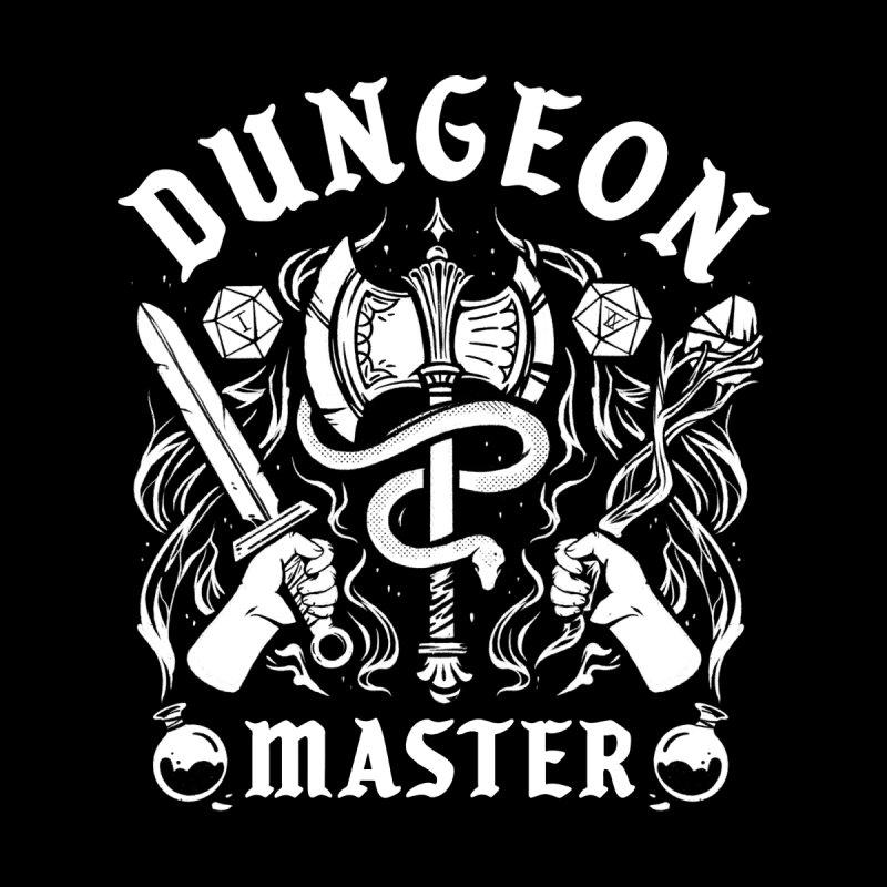 Dungeon Master Men's T-Shirt by Kaylee Pinecone's Artist Shop