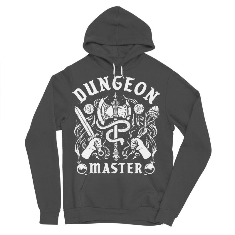 Dungeon Master Men's Sponge Fleece Pullover Hoody by Kaylee Pinecone's Artist Shop