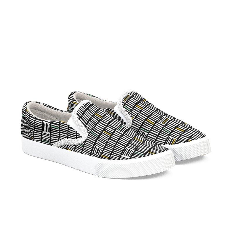 Kayt Miller Exclusive Pattern: Books Men's Shoes by Kayt Miller Merch