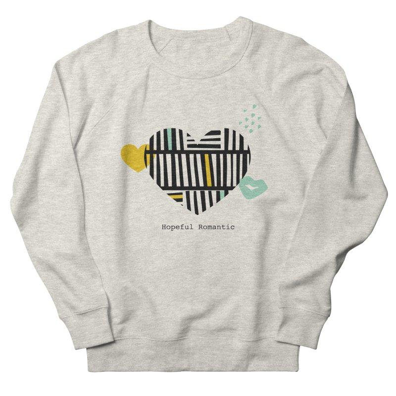 Hopeful Romantic Men's Sweatshirt by Kayt Miller merch