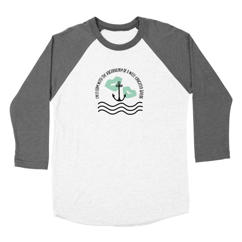 Ahoy There Sailor Women's Longsleeve T-Shirt by Kayt Miller merch