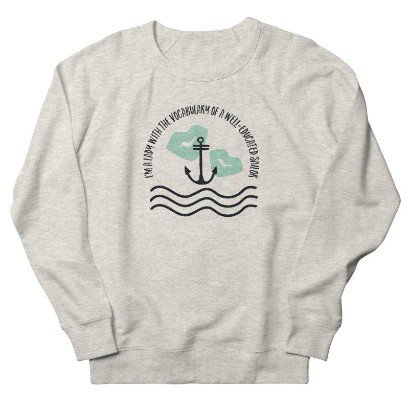 Ahoy There Sailor Men's Sweatshirt by Kayt Miller merch