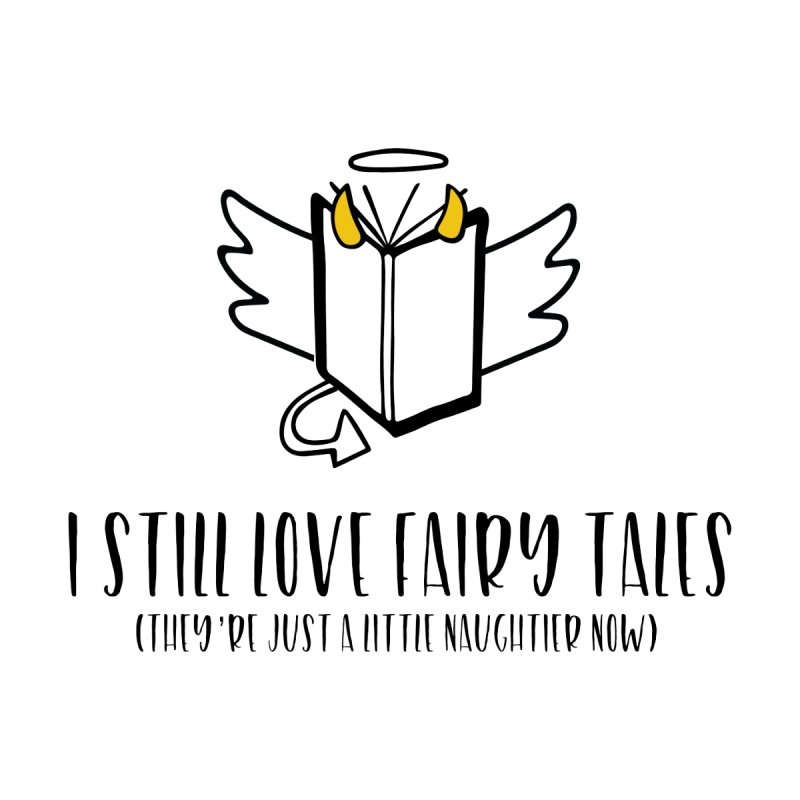 I Still Love Fairytales Women's Longsleeve T-Shirt by Kayt Miller merch