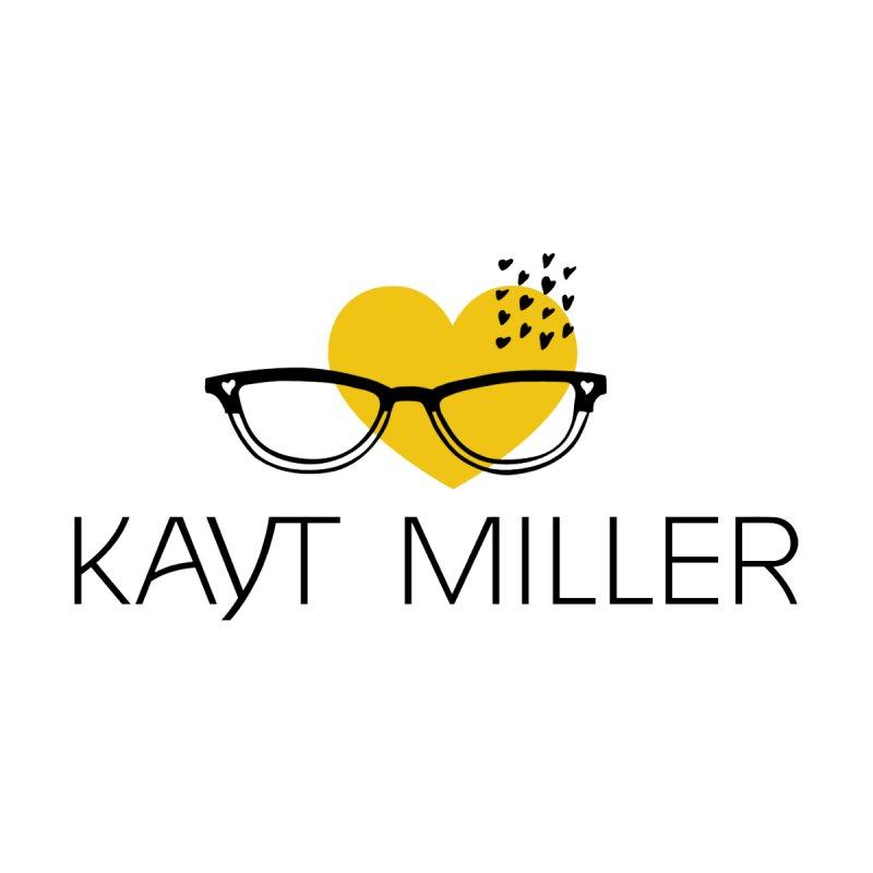 Kayt Miller Logo Women's Longsleeve T-Shirt by Kayt Miller merch