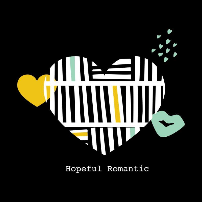Hopeful Romantic Reverse Men's T-Shirt by Kayt Miller merch