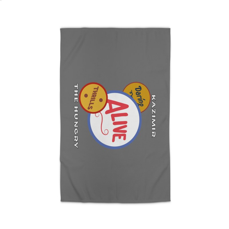 Alive! Home Rug by Kazimir the Hungry Merchandise