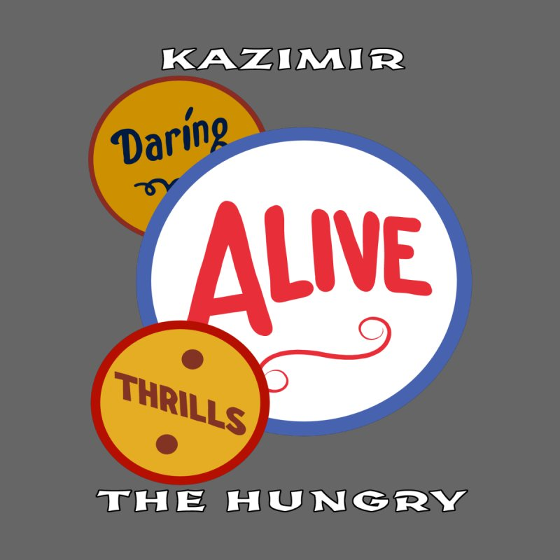 Alive! Accessories Skateboard by Kazimir the Hungry Merchandise