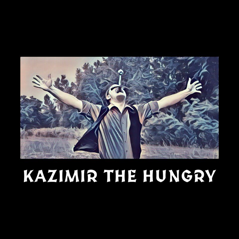 Triumph Dark Home Blanket by Kazimir the Hungry Merchandise