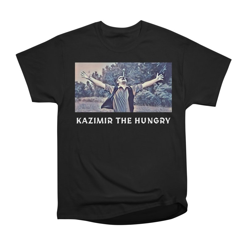 Triumph Dark Women's Heavyweight Unisex T-Shirt by Kazimir the Hungry Merchandise