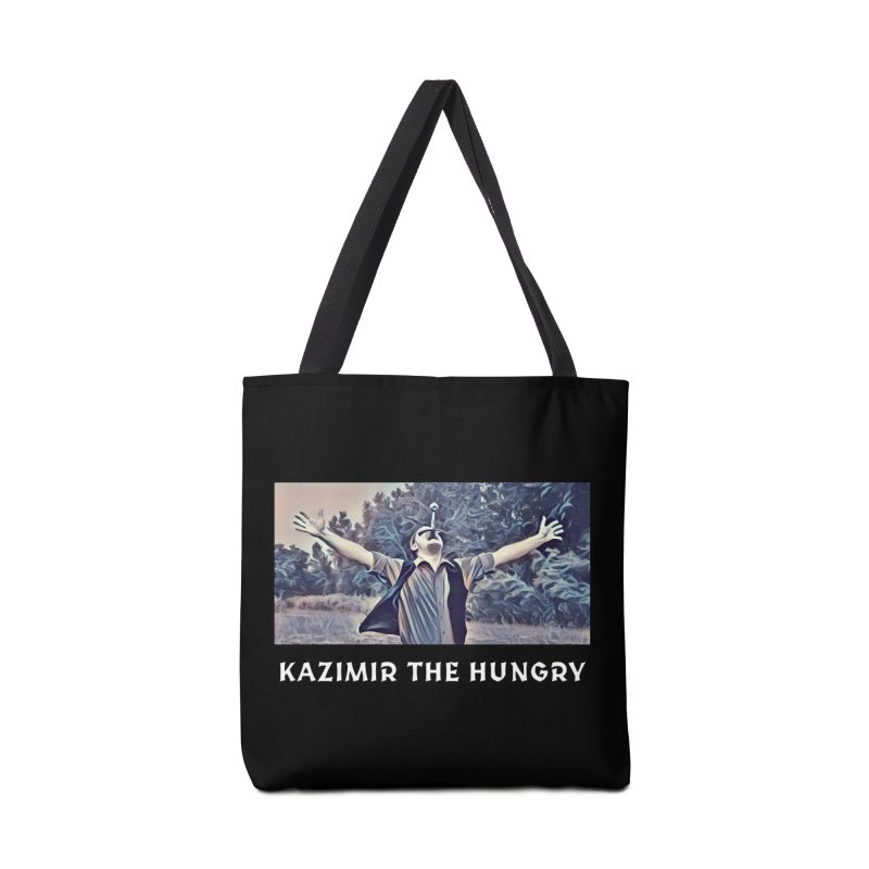 Triumph Dark Accessories Tote Bag Bag by Kazimir the Hungry Merchandise