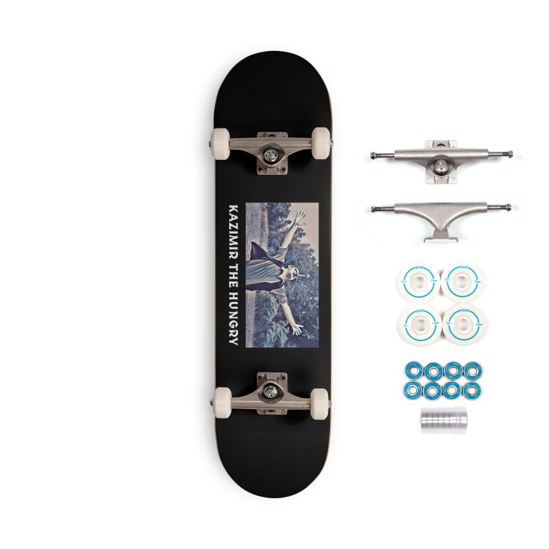 Triumph Dark Accessories Complete - Basic Skateboard by Kazimir the Hungry Merchandise