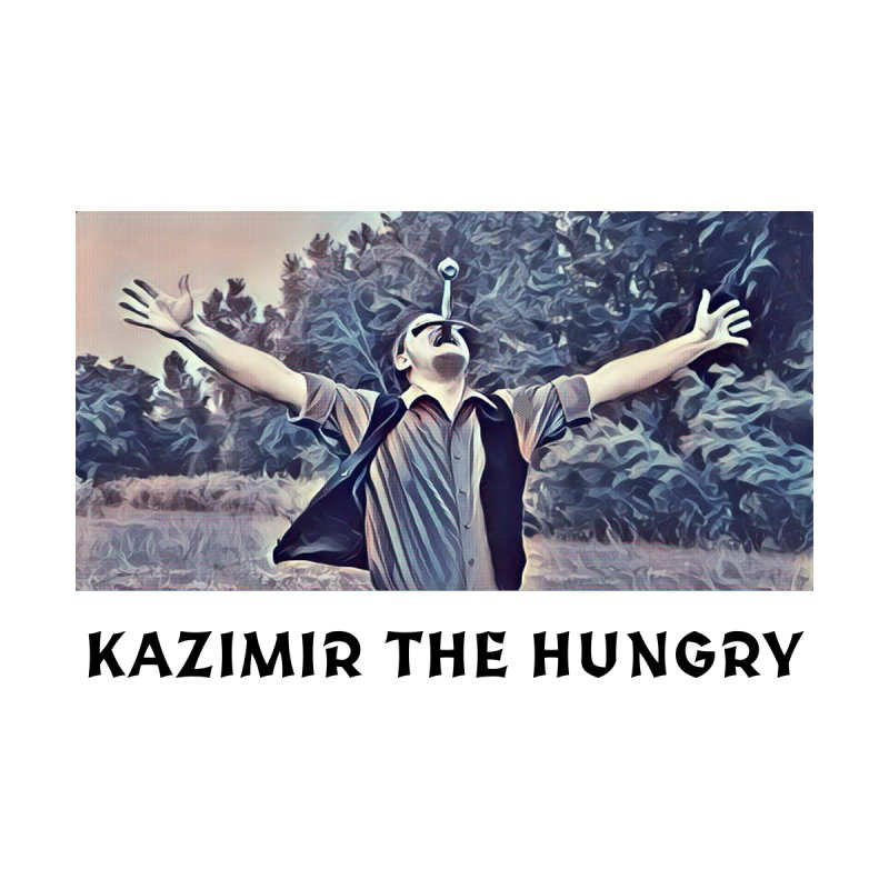 Triumph White by Kazimir the Hungry Merchandise