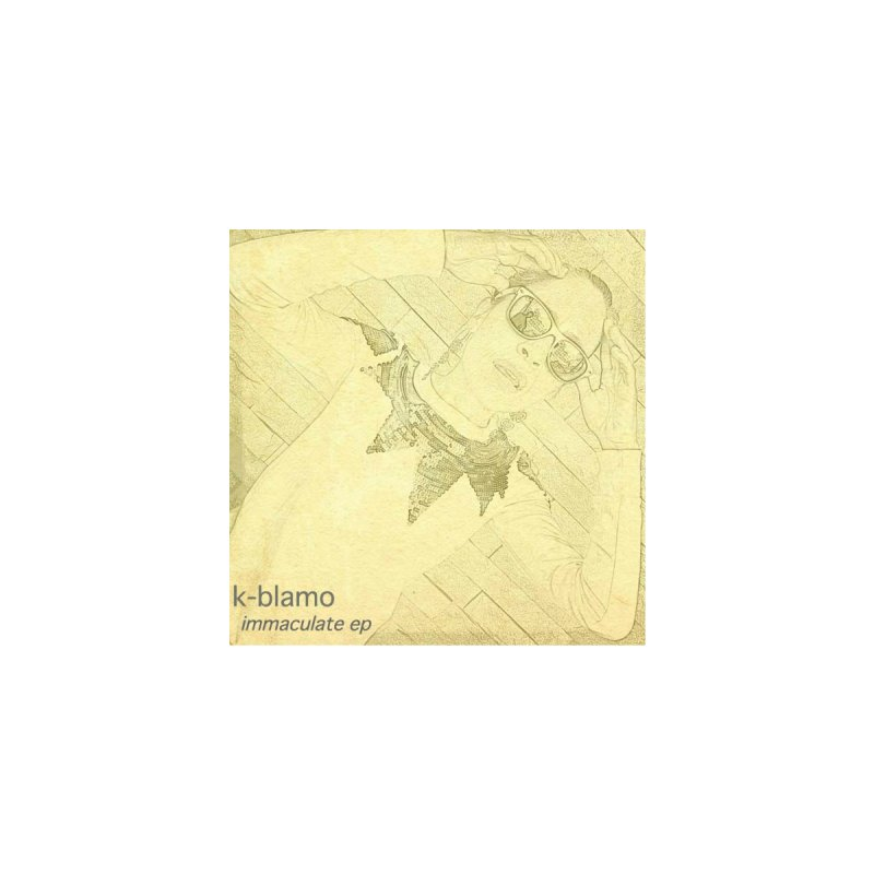 immaculate ep by kblamo's Artist Shop