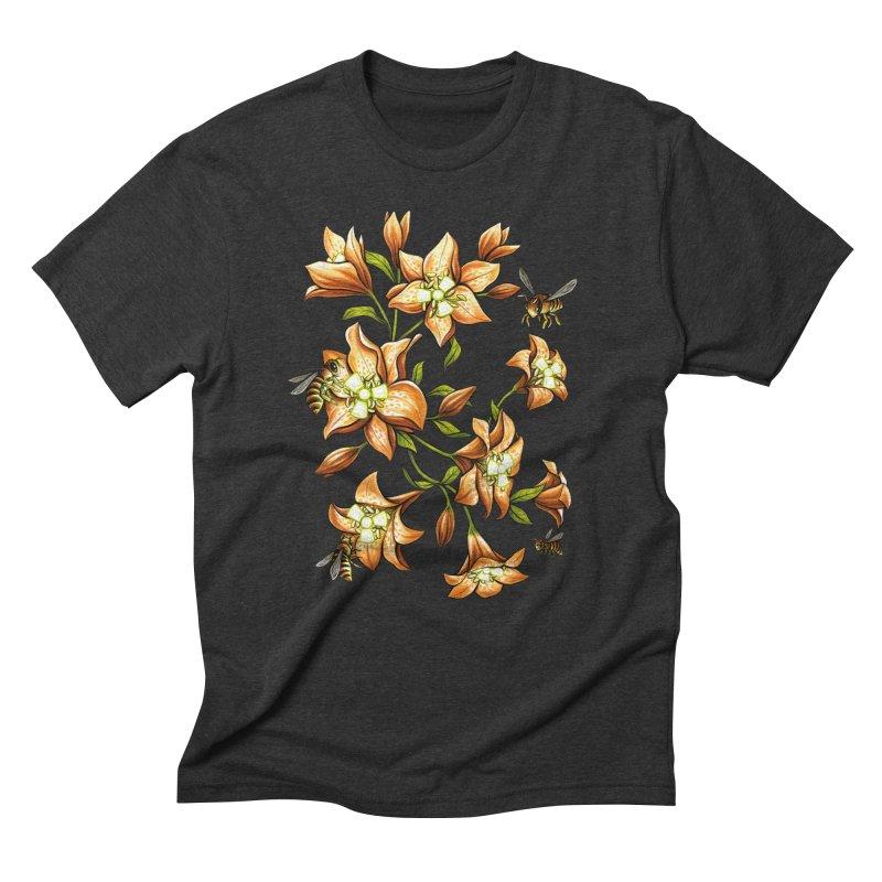 Fallout Men's Triblend T-shirt by kcarterart's Artist Shop