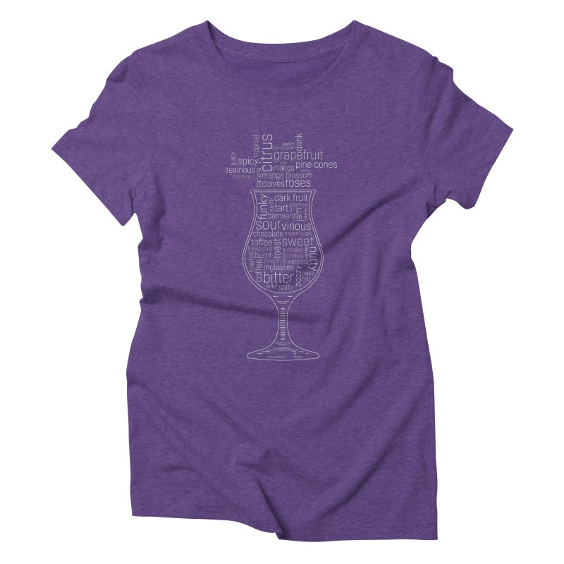 Do you taste that too? Women's Triblend T-Shirt by KC Beer Scouts Outfitters
