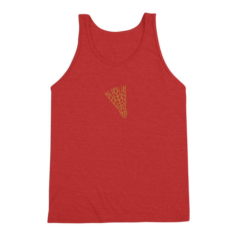 Beerdie KC Men's Triblend Tank by KC Beer Scouts Outfitters